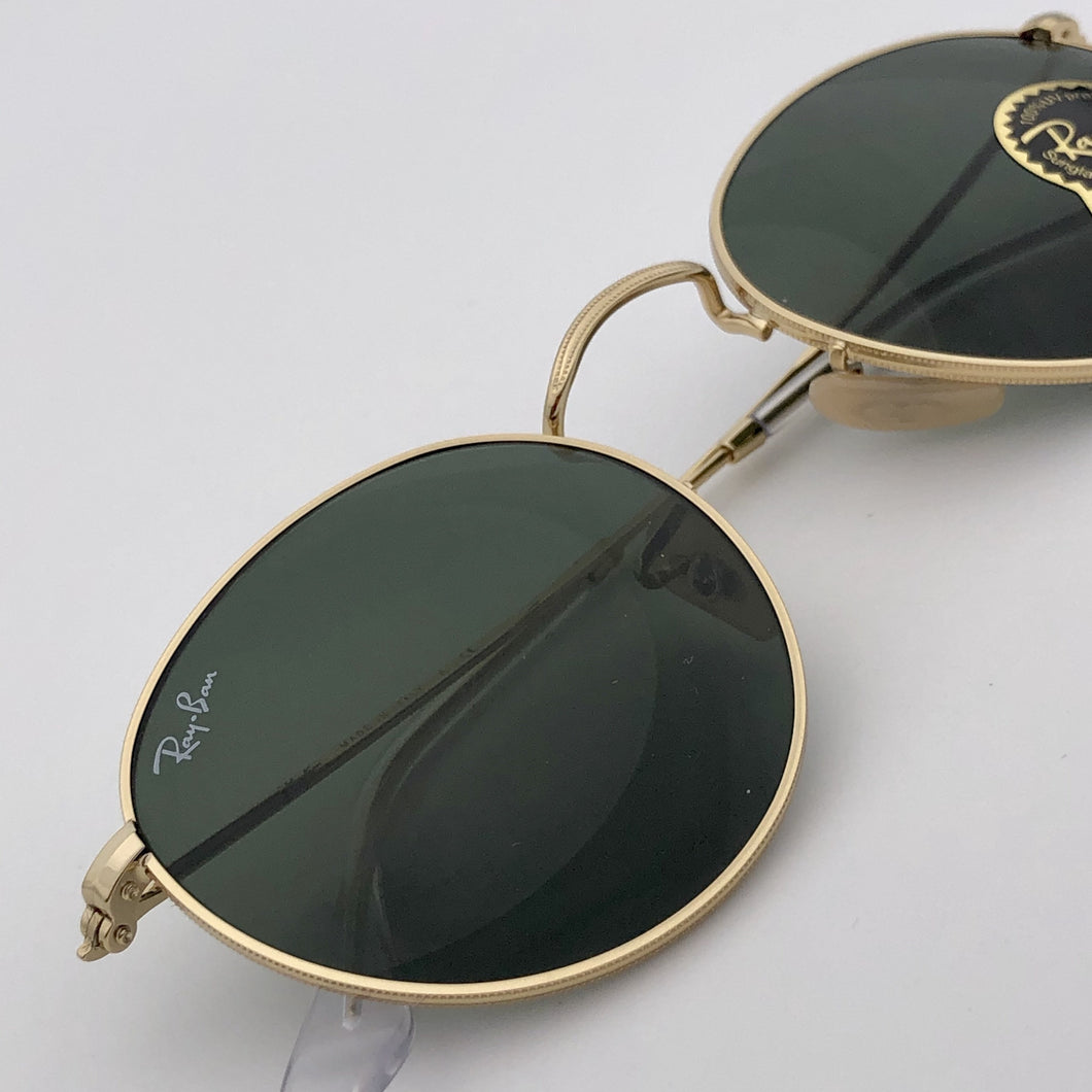 Ray Ban Mod. Round Metal 3447 Gold G15