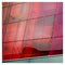BDF CARD Window Film Transparent Color Red
