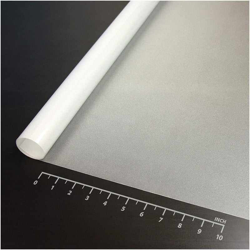 BDF 1PFR Window Film Non-Adhesive Frosted Privacy Static Cling
