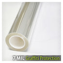 BDF AG7M Window Film Graffiti Protection 7 Mil Clear