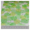 BDF 4GLVW Decorative Window Film Green Leaves on White