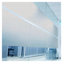 BDF MTSIL Window Film Silver Matte Frosted Decorative