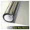 BDF S4MS15 Window Film Security and One Way Mirror Silver 4 Mil