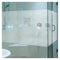 BDF 4WHN Decorative Window Film White Net