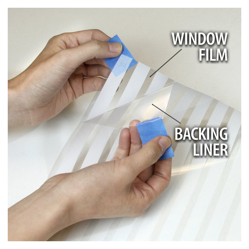 BDF BLP Window Film Blind Plus (1 3/4 inch Wide Blinds)