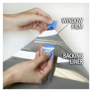 BDF NC60 Premium Transparent Heat Control & UV Cut Window Film Nichrome 60