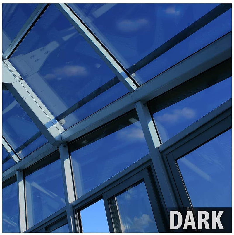 BDF EXNA20 EXTERIOR Window Film Privacy and Sun Control Natural 20, Dark