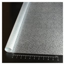 BDF 1SHE Window Film Shine Embossed Non-Adhesive Static Cling