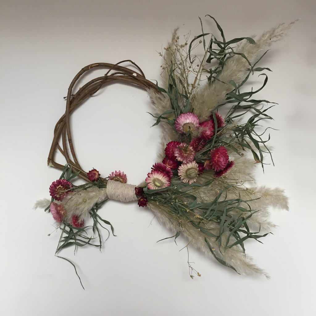 The Pink Wreath