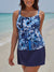 MAGNOLIA FLARED TANKINI WITH SKIRT