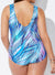 COVE SARONG FRONT ONE PIECE SWIMSUIT