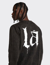 Load image into Gallery viewer, Acid Wash Limited Edition Utility Sweatshirt