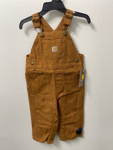 Carhartt Boys Canvas Overall