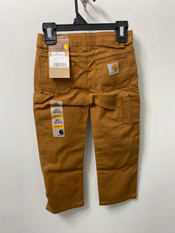 Boys Canvas Pant