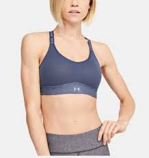 Under Armour Infinity Mid Heather Bra