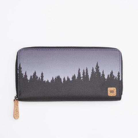 tentree Banker Zip Wallet