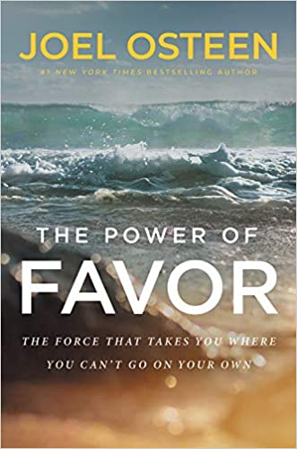 The Power Of Favor: Force / Take You Where You Can't Go (SA Print) ITPE