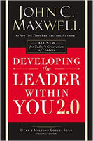 Developing The Leader Within You 2.0 (Paperback)