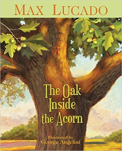 Oak Inside The Acorn (Paperback)