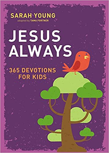 Jesus Always: 365 Devotions for Kids (Hardcover)