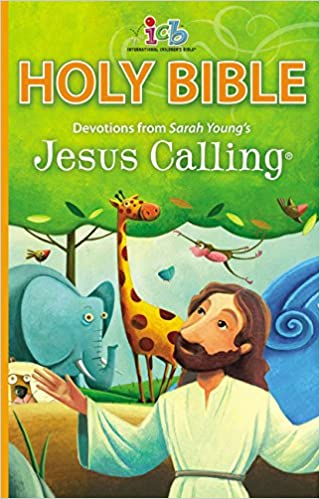ICB Jesus Calling Bible For Children (Hardcover)