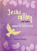 Jesus Calling: 50 Devotions To Grow In Your Faith (Hardcover)