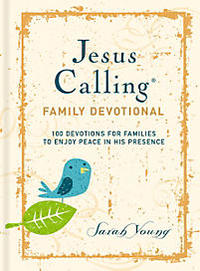 Jesus Calling Family Devotional (Hardcover)