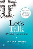 Let's Talk: 50 Daily Devotionals (Paperback)