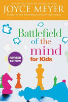 Battlefield Of The Mind For Kids (Paperback)