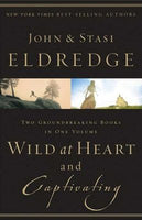 Eldredge 2-In-1 Wild @ Heart / Captivating (Paperback)