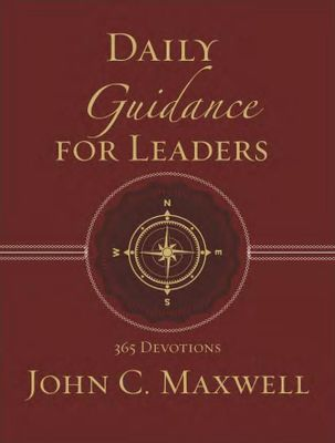 Daily Guidance For Leaders (LuxLeather)