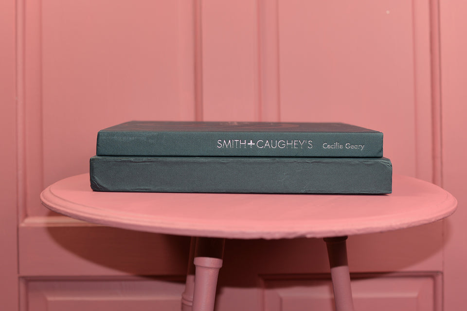 'SMITH & CAUGHEY'S: Celebrating 125 Years' Hardcover Book. Pre-loved.