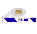Police Barrier Tapes (including plain colour warning tapes)