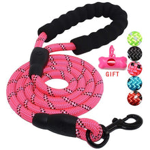 Load image into Gallery viewer, Nylon Dog Training Leash