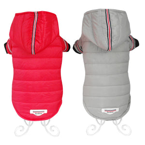 Dog Jacket with Hoodies For Small Medium Dogs