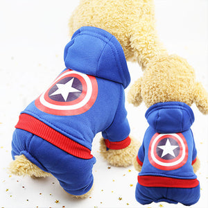 Jumpsuit For Dog