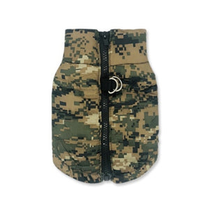 Camouflage Vest For Small Dogs
