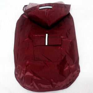 Waterproof Detachable Rain Jacket
