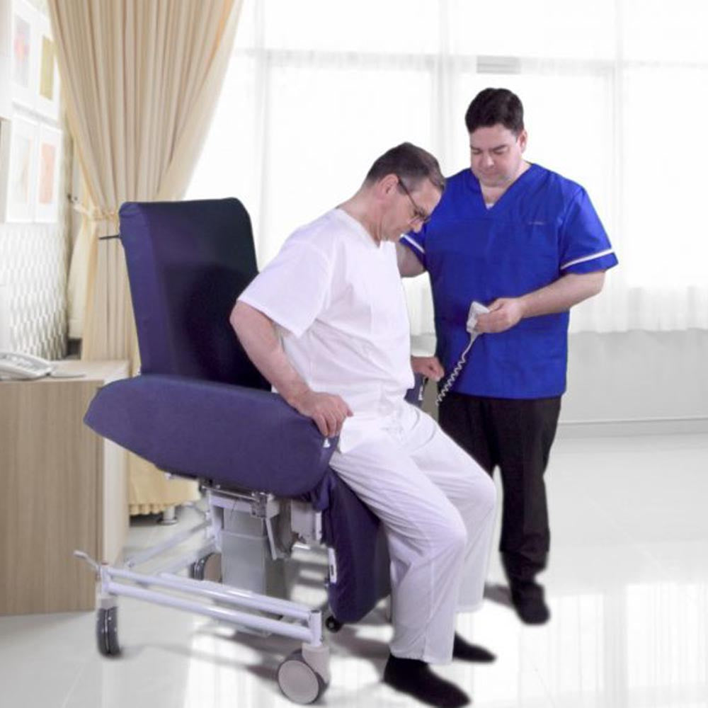 Fasttrack Seating for Intensive Care Units