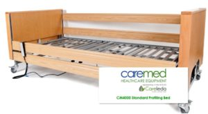 Caremed Nursing Care Beds - CM4000 Standard Nursing Care Bed