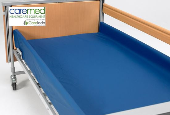 Caremed Care Beds - Matress Cradle to Fill Gaps at Side and Reduce Entrapment Risk