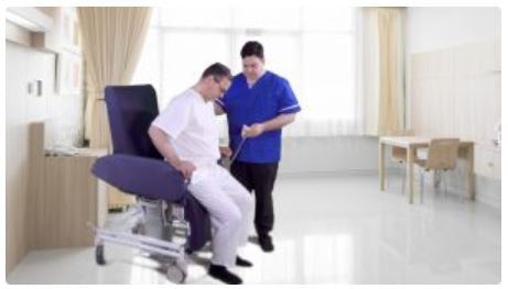 Caremed medical furniture - Sertain care chairs and seating - training