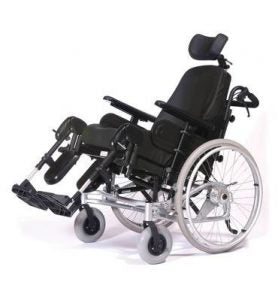 Solstice specialist  tilt-in-space wheelchairs in stock for hire