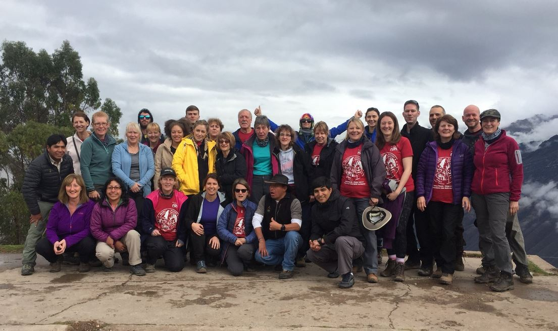 Caremed Supports RUH Peru Trek