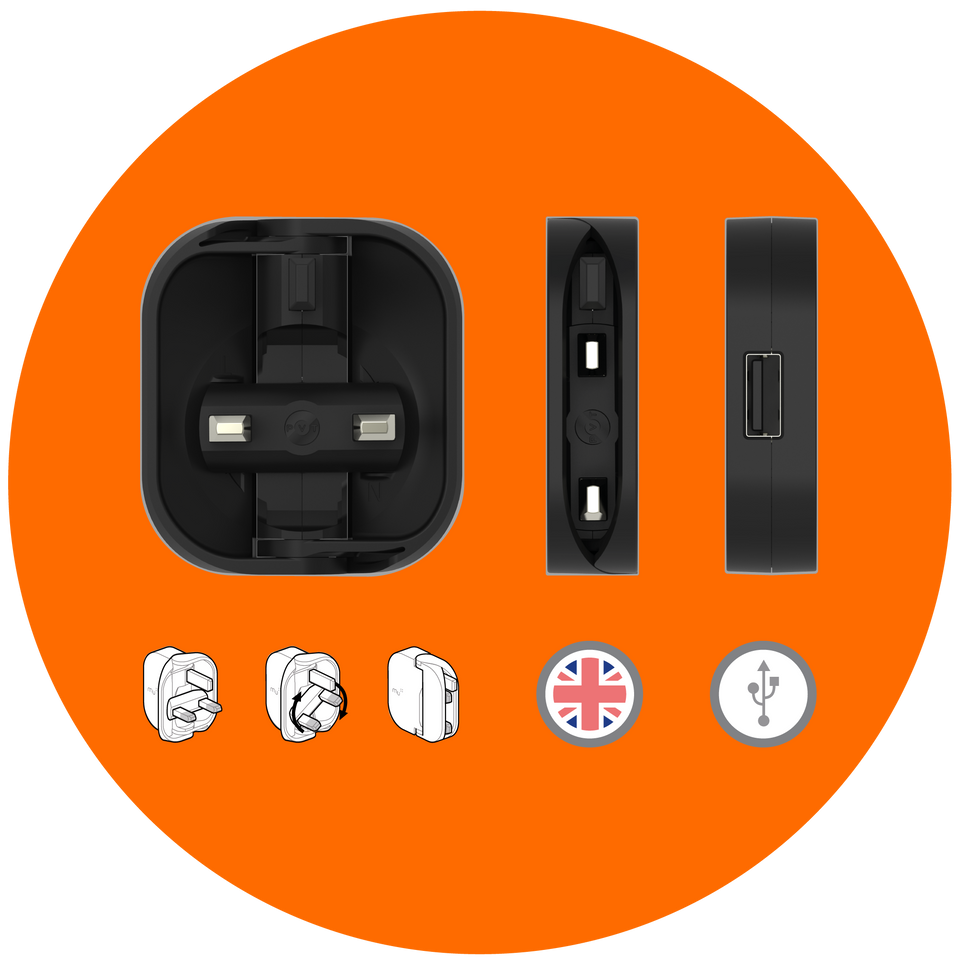 Electrical Outlet Wiring Uk The Folding Plug Mu 2 Items