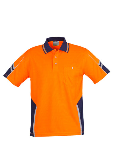 HiVis Polos from Syzmik