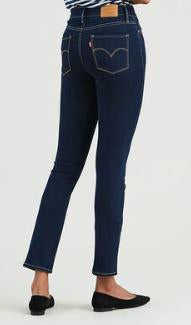 Levis-312 Ladies Slimming Jeans-Open Ocean