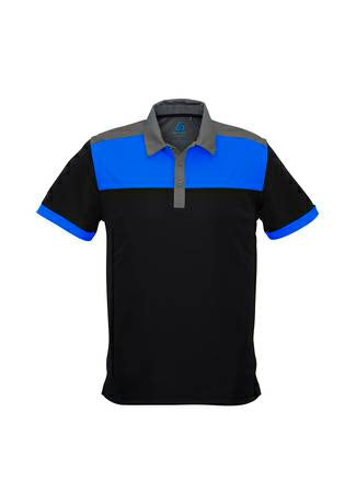 Biz Collection-P500MS-Charger Mens S/S Polo