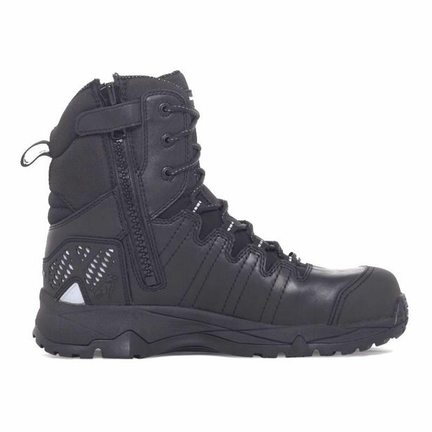 Mack Boots-MKTERRAPRZ-High Zip Sided Boot