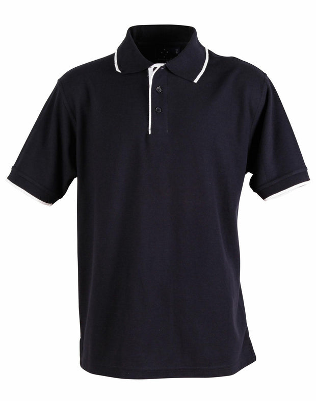 Winning Spirit-PS08-Liberty Men's Polo